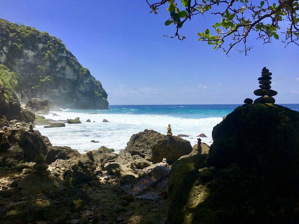 Temeling Tembeling Nusa Penida
