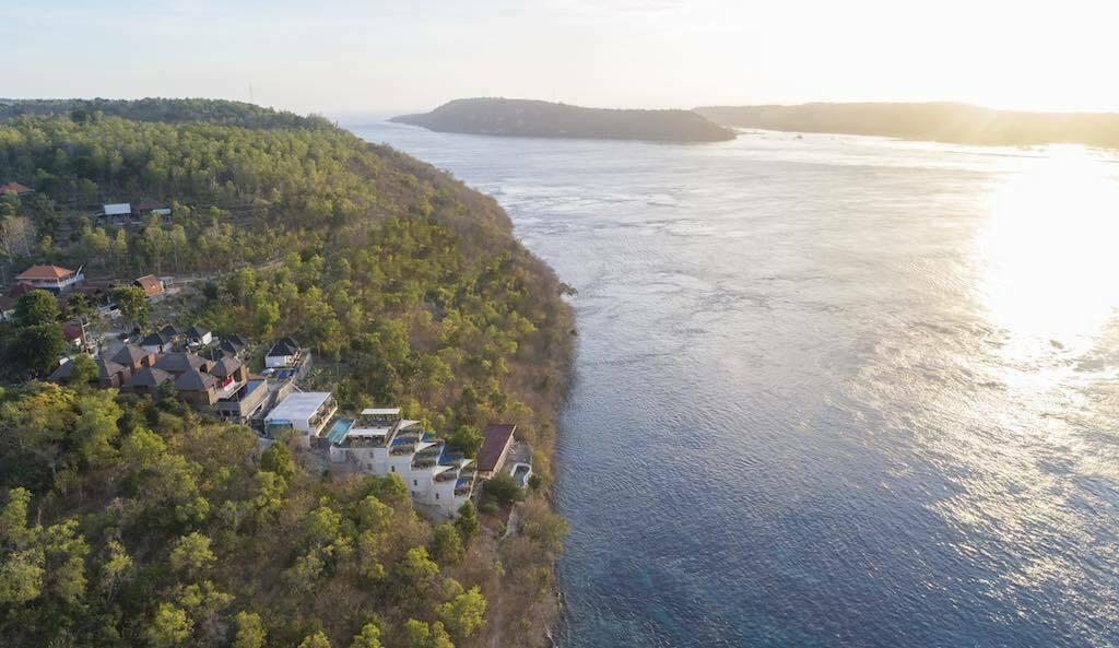 Adiwana Warnakali PADI 5 star dive resort Nusa Penida Bali