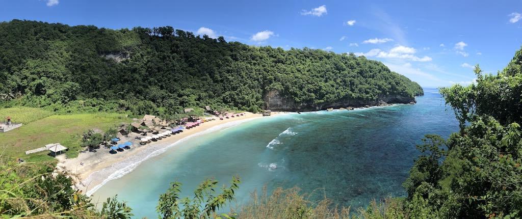 Atuh Beach Nusa Penida island Bali