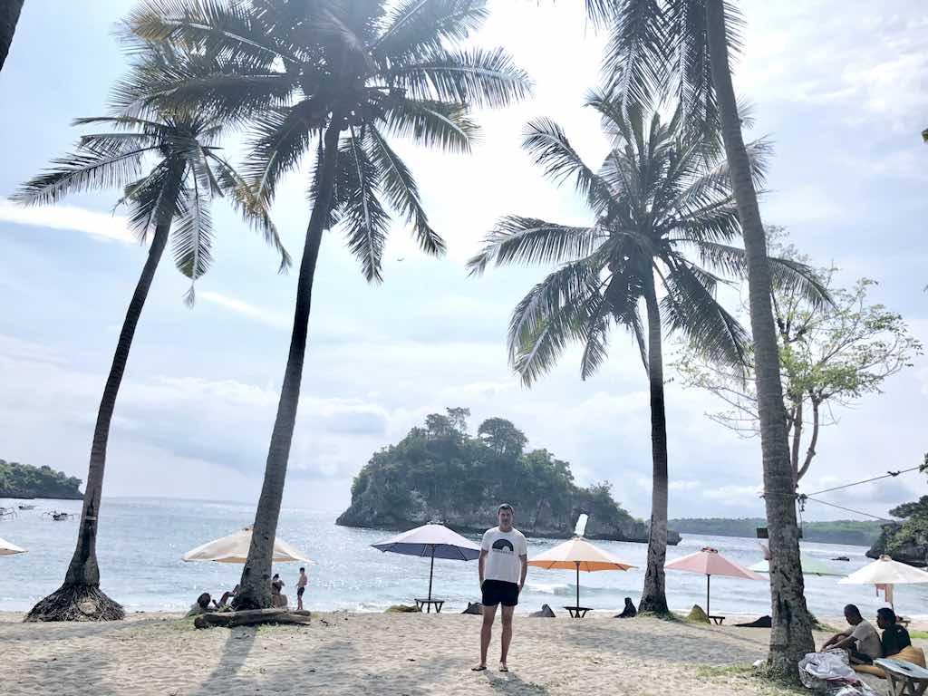 Crystal Bay Nusa Penida Bali Beach