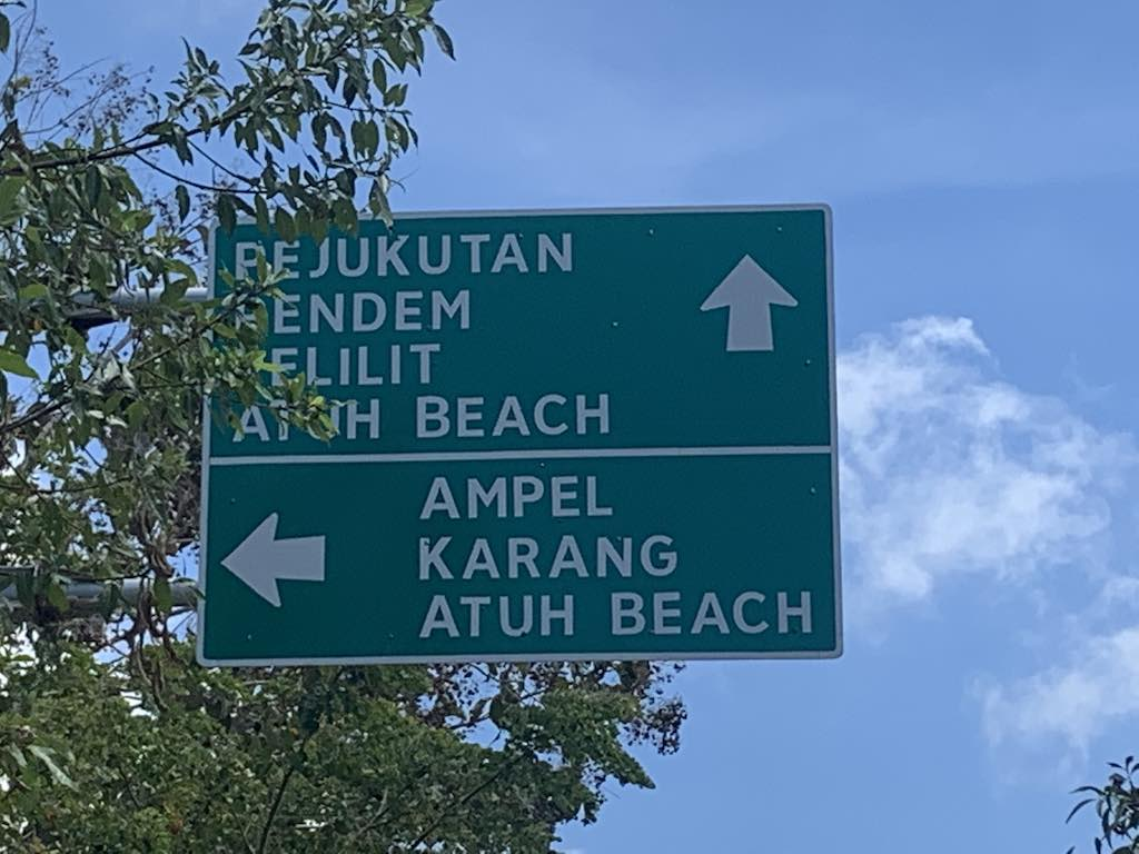 Bagaimana menuju ke Pantai Atuh dan Diamond Nusa Penida Bali