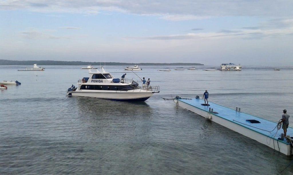 How to get to Nusa Penida Toyapakeh Harbour
