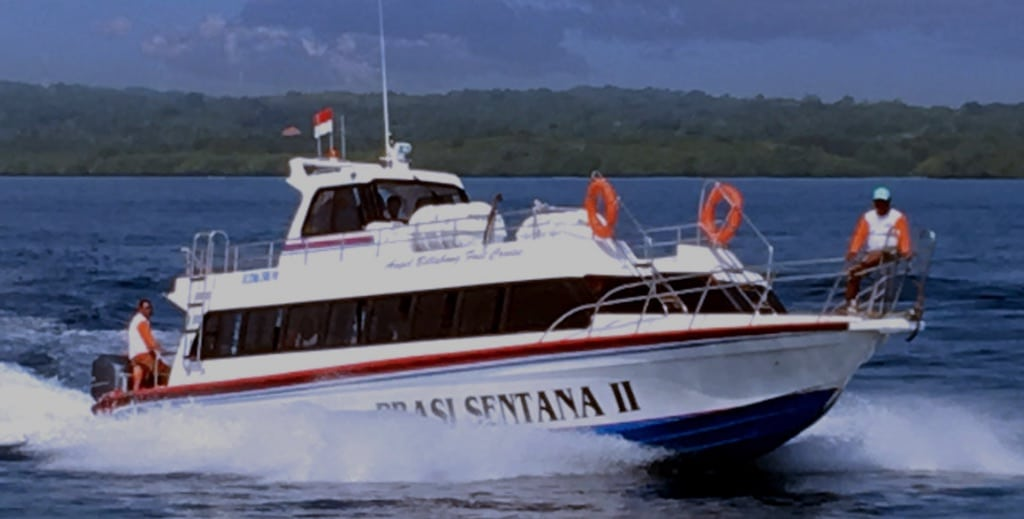 How to get to Nusa Penida from Bali