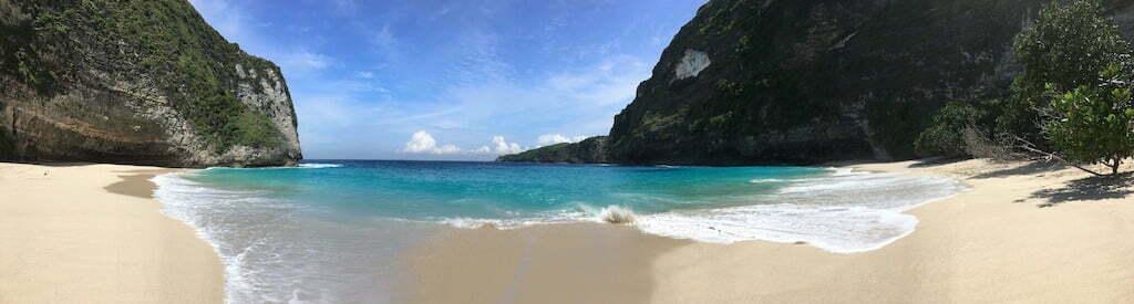 Kelingking Beach T Rex Beach Nusa Penida Bali