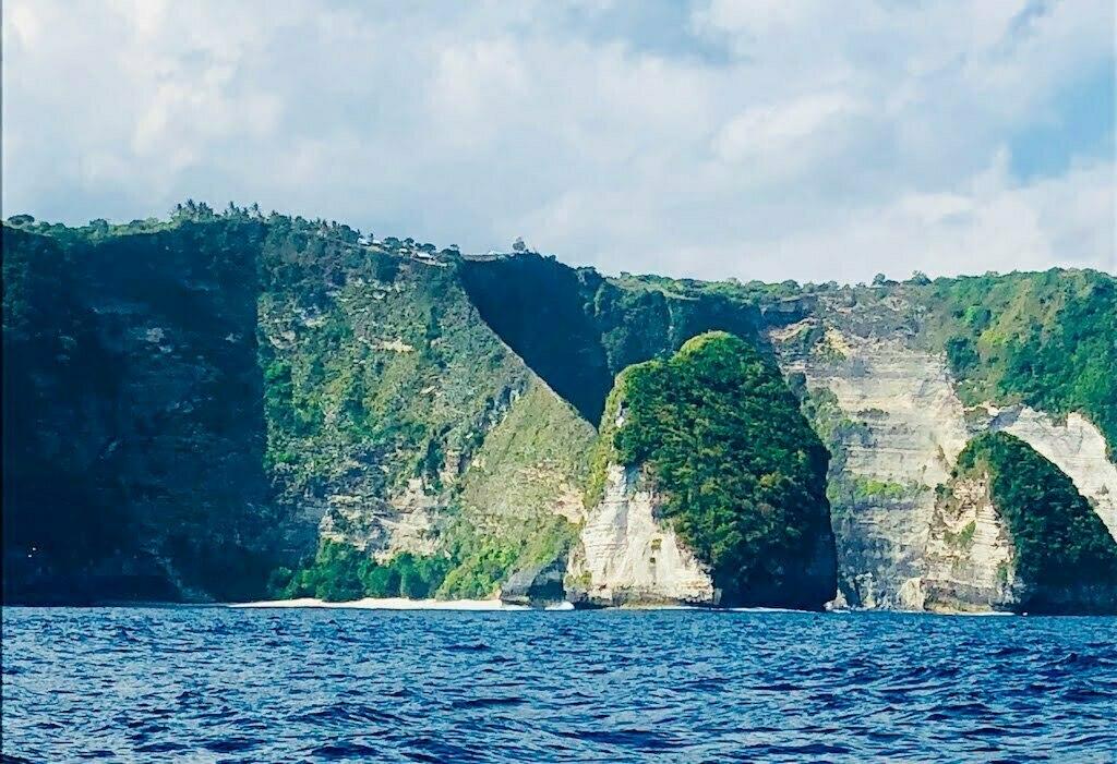Kelingking Beach T Rex Nusa Penida Bali