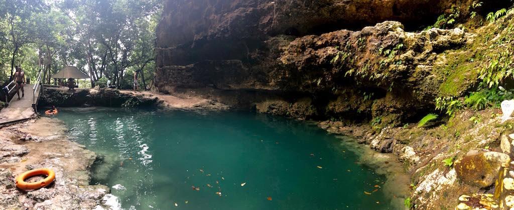 Temeling Nusa Penida Bali Natural pool