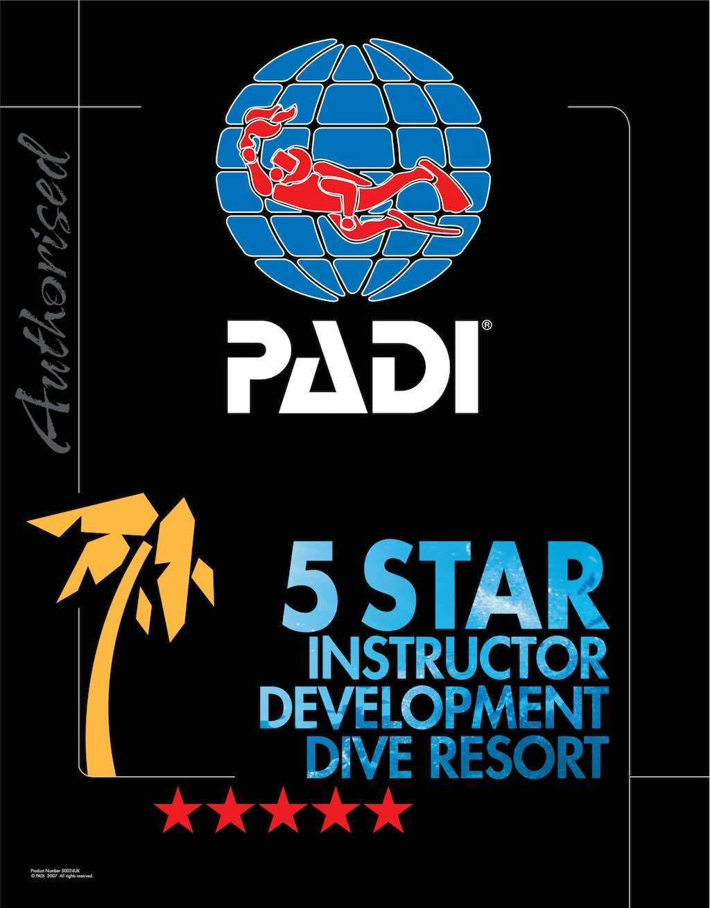 Warnakali PADI 5 star Instructor Development Dive Resort Nusa Penida Bali