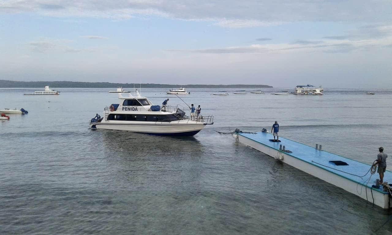 Get to Nusa Penida Fast Boat Toyapakeh