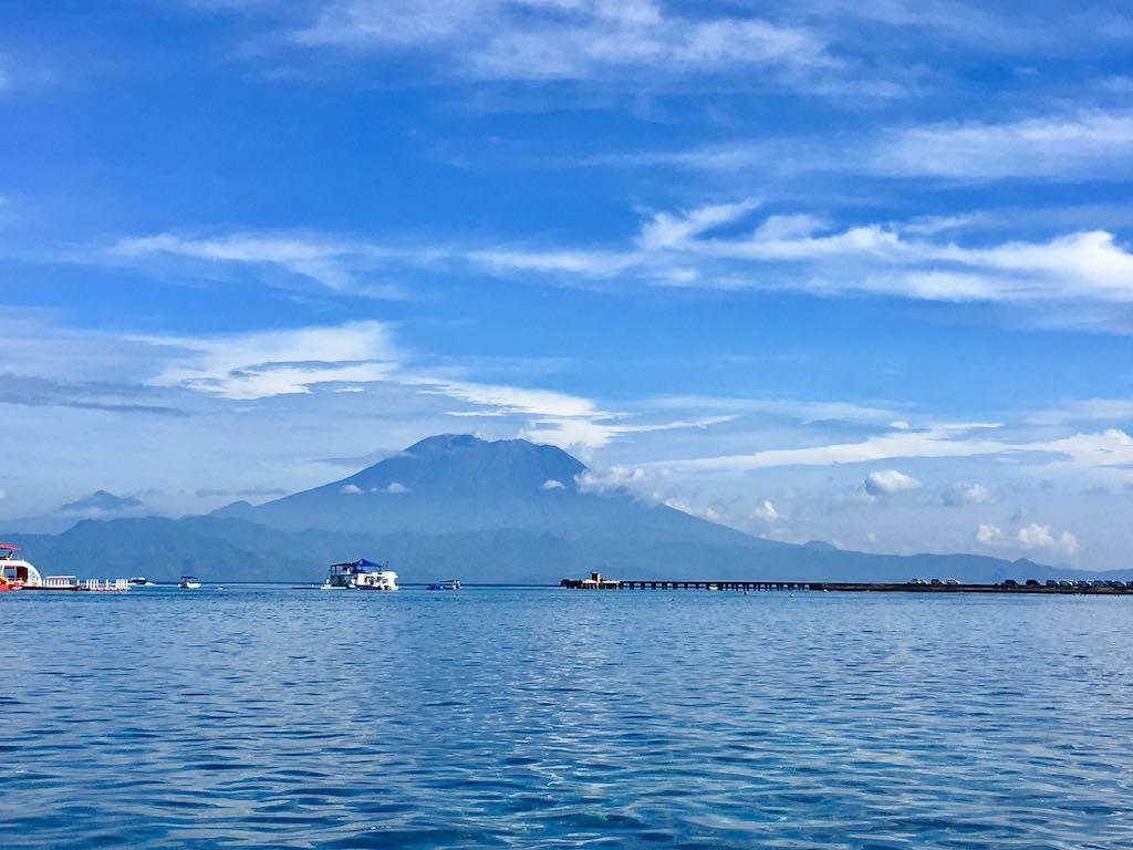 Toyapakeh Harbour Nusa Penida Bali