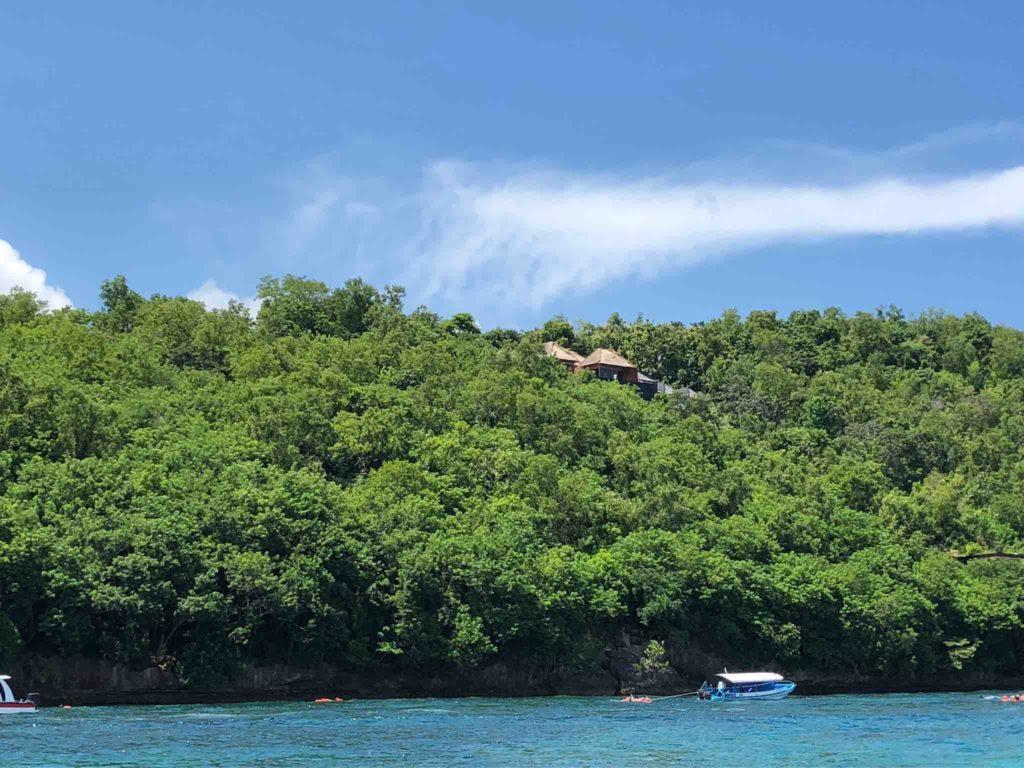 Warnakali dive center Toyapakeh Nusa Penida