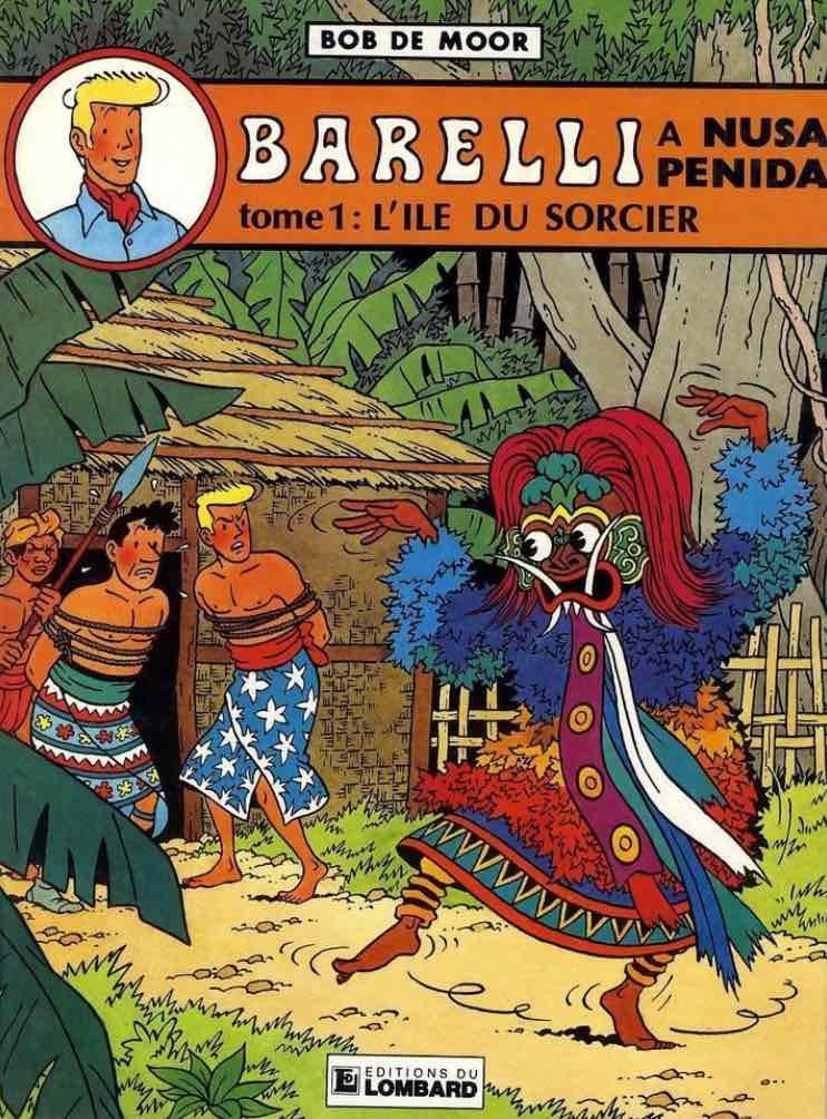 History of Nusa Penida Barelli Bob de Moor Sorcerer's island
