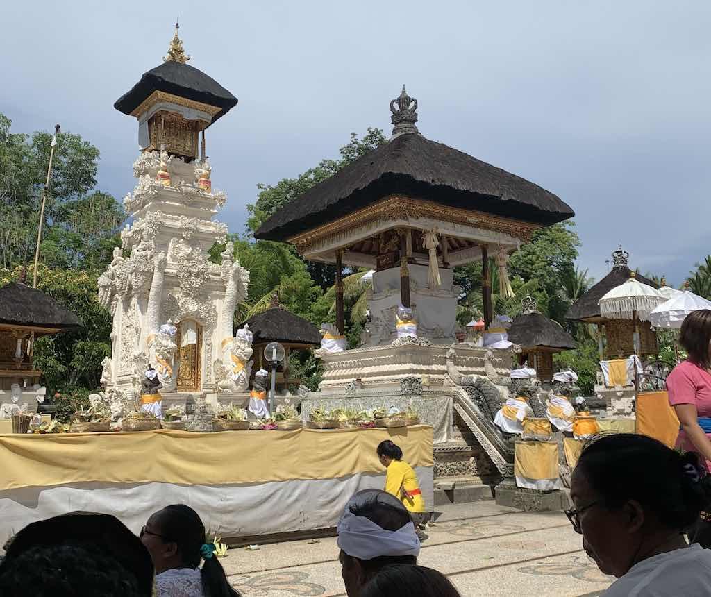 Pura Dalem Ped Nusa Penida Bali Indonesia