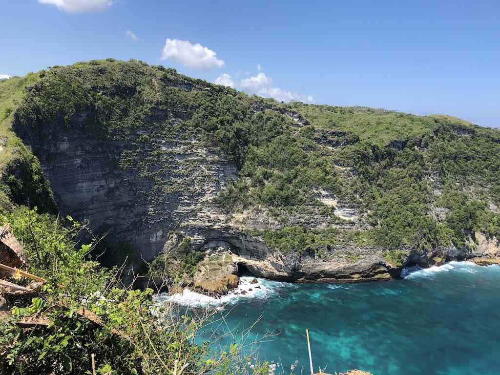 Air Terjun Seganing Waterfall Nusa Penida Bali
