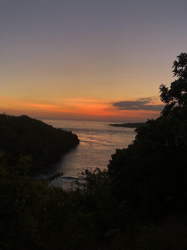 Padang Beach Nusa Penida Bali