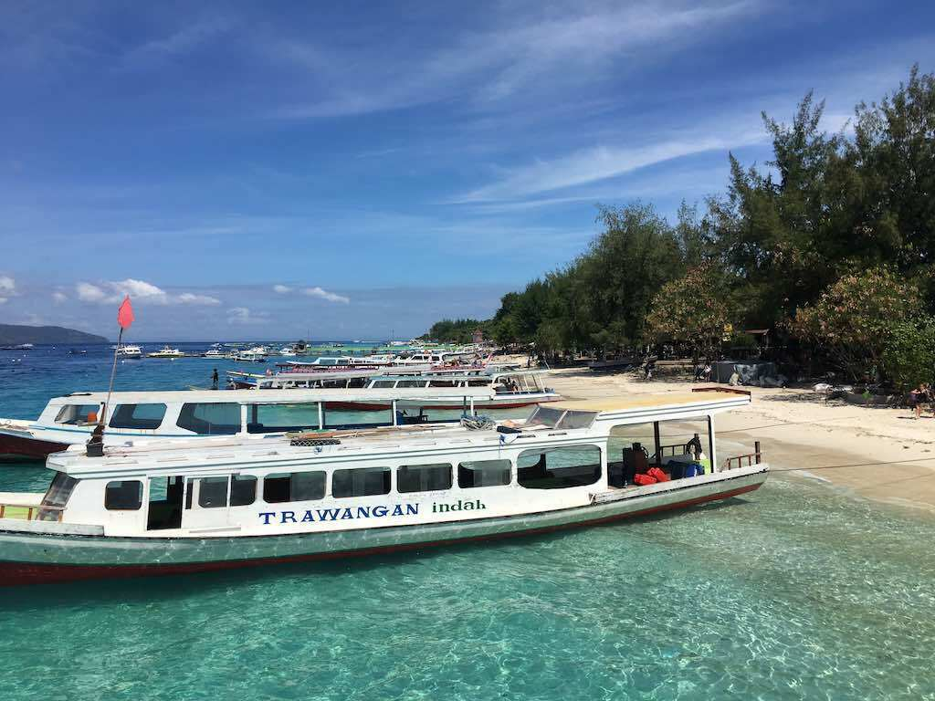 Gili Islands vs Nusa Penida Trawangan