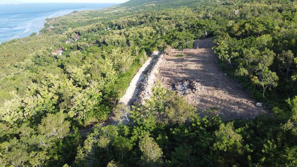 Suana land for sale tanah nusa penida drone